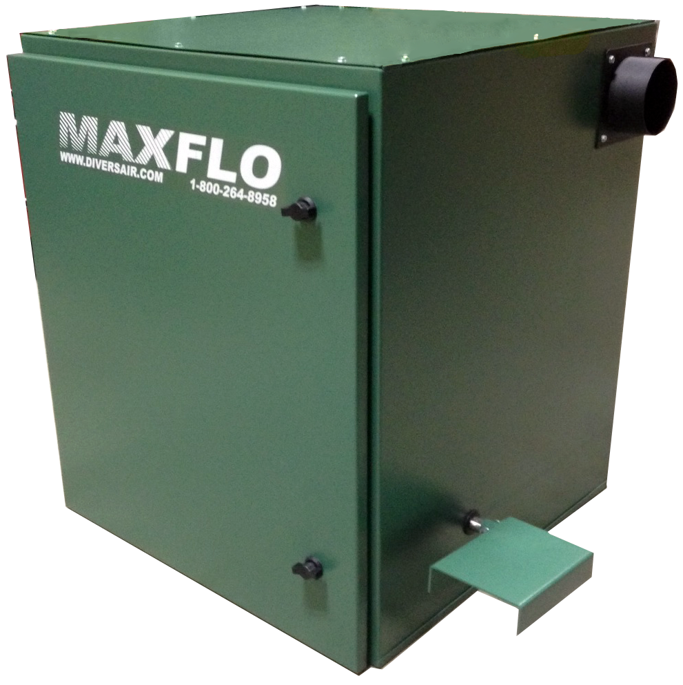 Downdraft Tables Grinding Dust Shaker Type Dust Collectors | from Diversified Air Systems